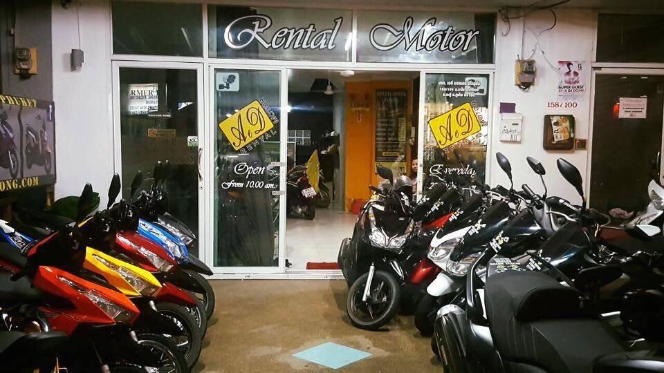 Rent. Motorbike. Phuket. Gallery