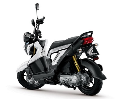 Rent a motorbike in Patong on Phuket: Honda Zoomer – Rent