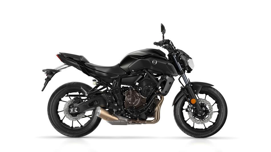 Yamaha MT 7