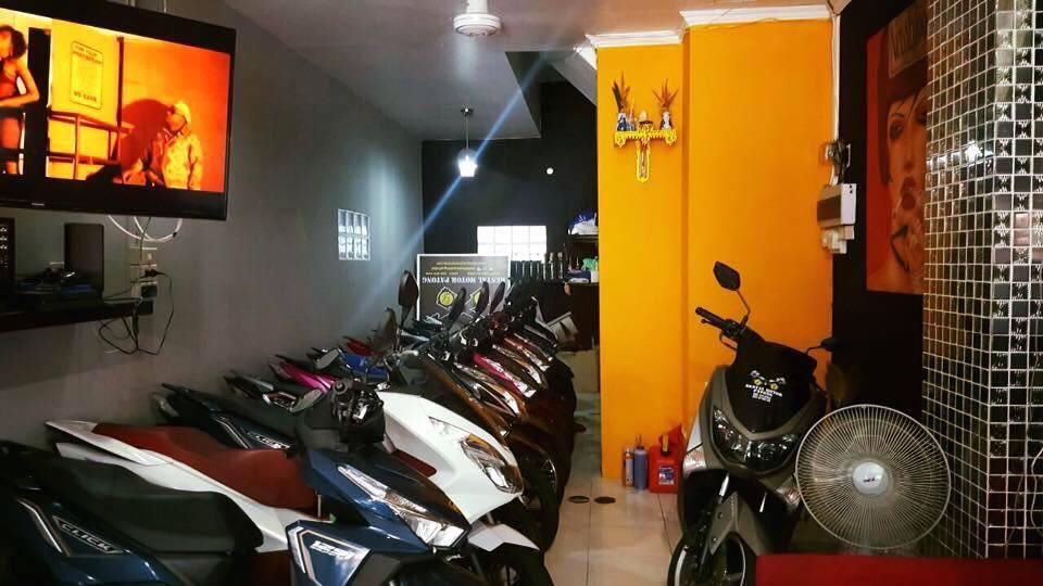 Rent. Motorbike. Phuket.